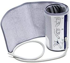 "Omron Healthcare H-CL22 Comfit BP Cuff, Pre-Formed, Wide Range 9""-17"" ()"