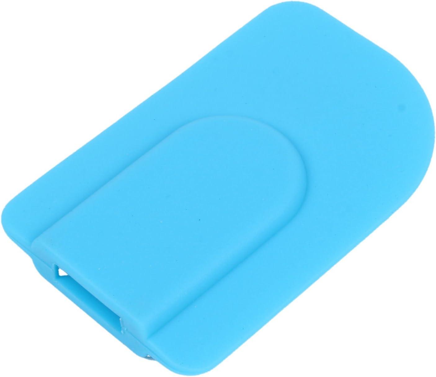 R SODIAL Bleu ciel L spatule en silicone spatule en silicone cuisine cuillere gateau ustensile de cuisson melangeur cuisson Mixer grattoir