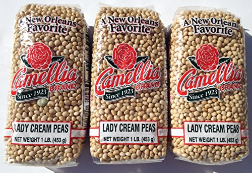 Camellia Lady Cream Peas 1Lb product image