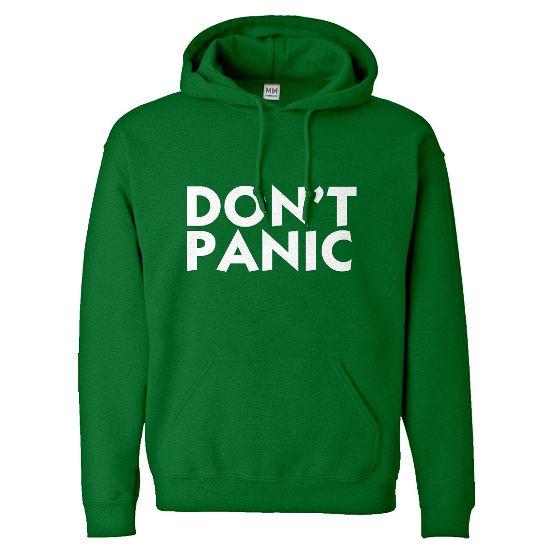 Indica Plateau Don't Panic Adult Hoodie 3143-H