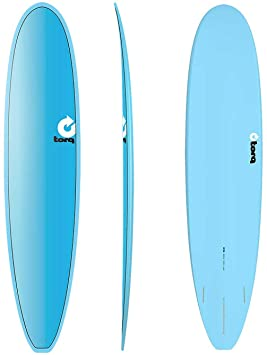 TORQ Tabla de Surf epoxy Tet 8.6 Longboard Full Fade