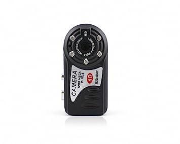 Cámara Espía Full HD 1080p 720p Mini Cámara 170 Grados Gran Angular visión Nocturna por Infrarrojos