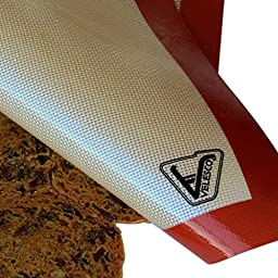 Silicone Baking Mat - Large Size Sheet (Thick & Large 15\
