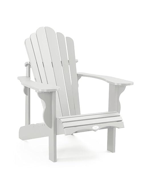 leisureline Muskoka Chair de plástico reciclado, color ...