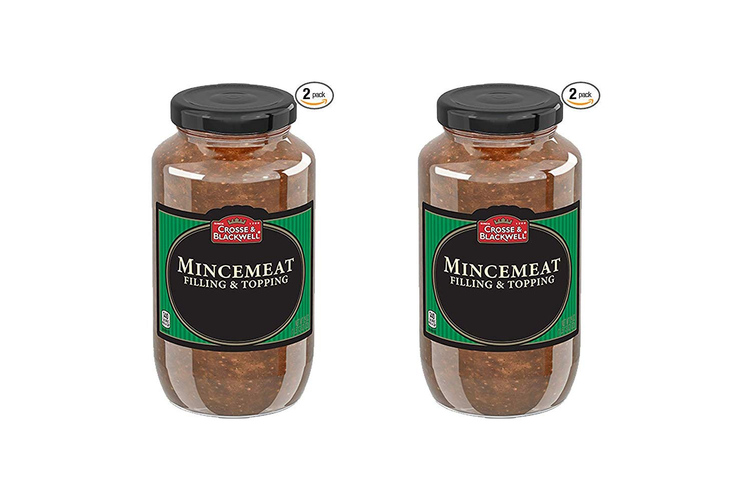 Crosse and Blackwell Mincemeat Plain 29 Ounce 2 Count (2 Pack)