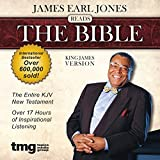 Bargain Audio Book - James Earl Jones Reads The Bible
