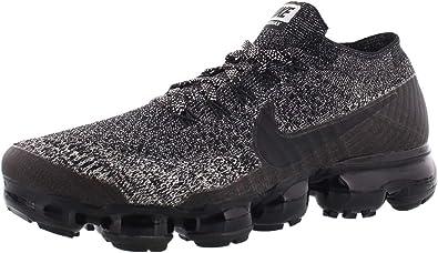Air Vapormax Flyknit Running Shoe Black