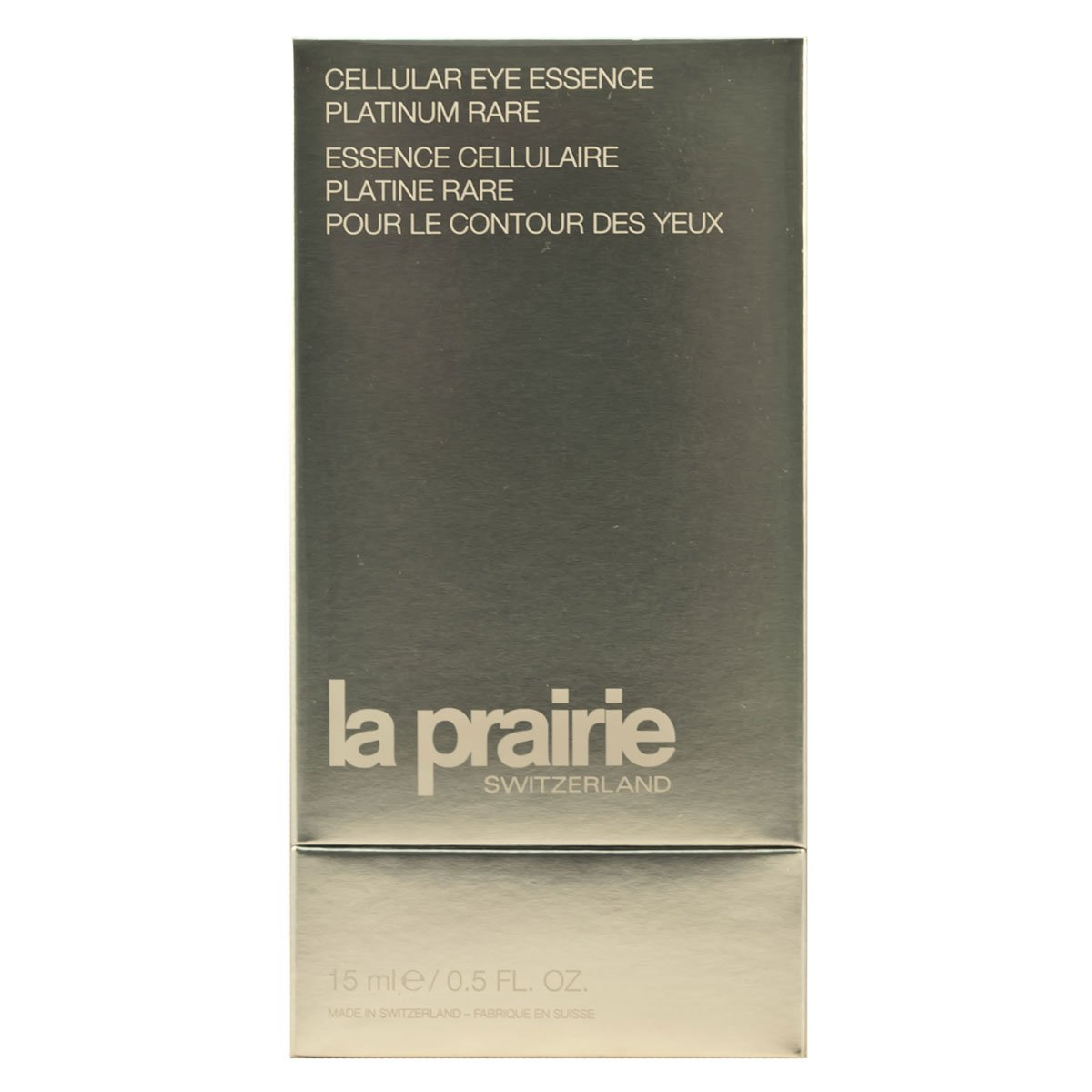 La Prairie Cellular Eye Essence Platinum Rare Serum, 0.5 Ounce, U-SC-3815 7611773038379 LPR303837_-15ml