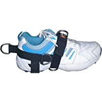 New 5-D Foot/Ankle/Leg Strap 5 Ring Gym Cable Machine Attachment, Foot Leg Exerciser Ideal for Foot Rehab