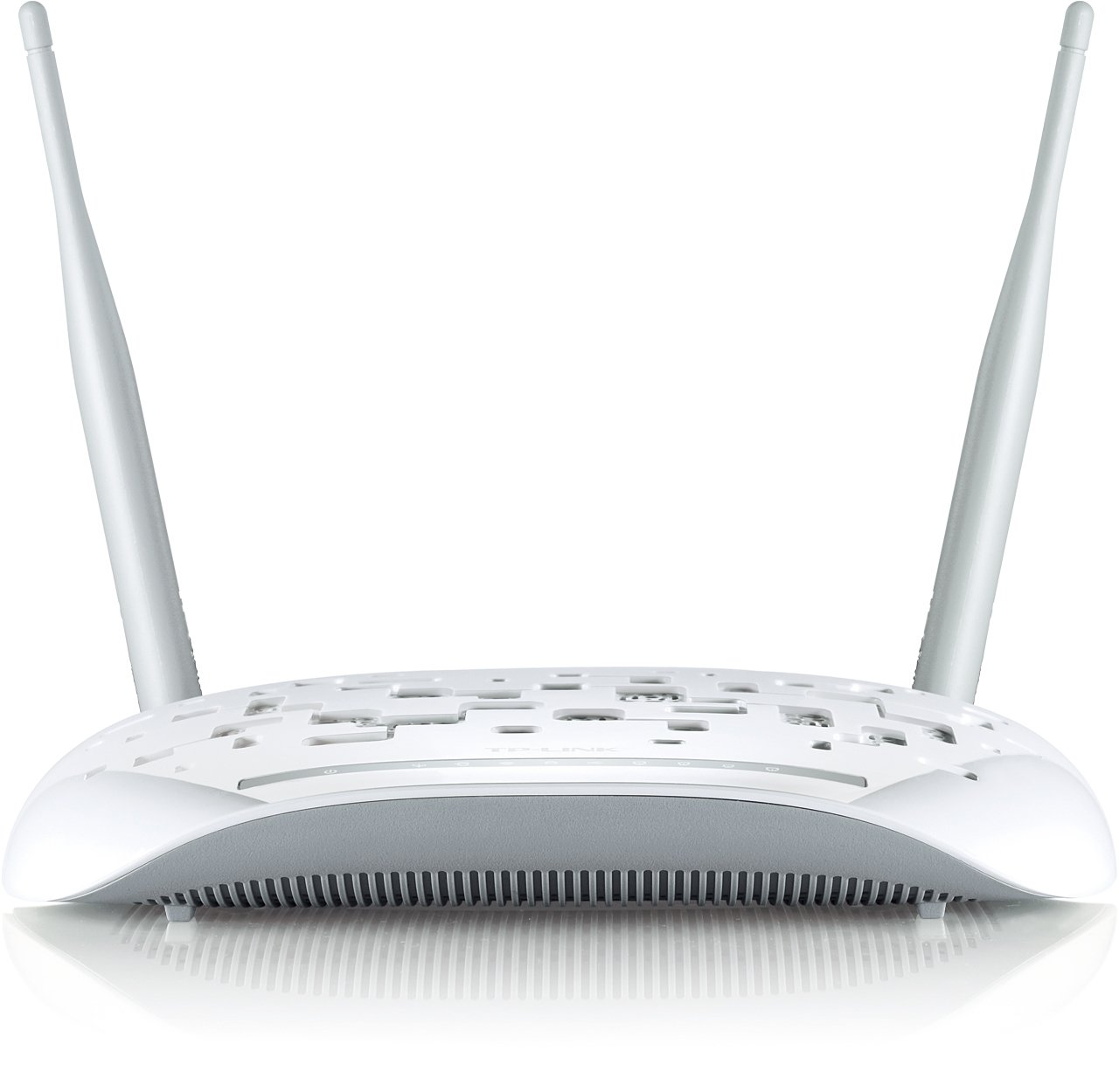 Splitter USB 2.4Ghz 300Mbps 802.11b//g//n 2x 5dBi Detachable Antennas TP-LINK TD-W8968 Wireless N300 ADSL2+ Modem Router