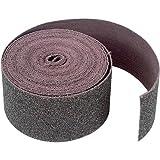 Steelex D1126 1-1/2-Inch by 15-Feet Emery Cloth Roll, 60 Grit