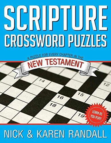 scripture-crossword-puzzles-new-testament