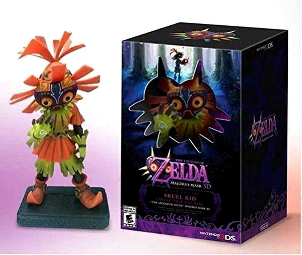 The Legend of Zelda Link Figur Figure Majoras Mask Maske Aktion Figur Spielzeug