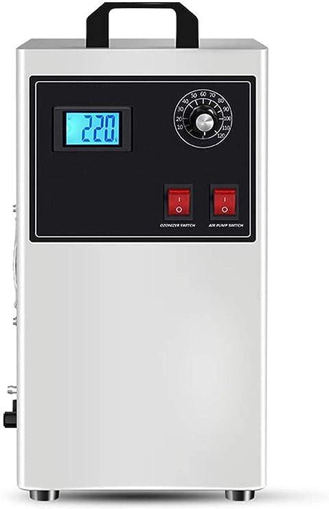 pyymxnb Generador de ozono ozono máquina de ozono móvil esterilizador de Aire Comercial 50㎡ purificador de Aire purificador de Aire esterilizador de Desodorante Comercial: Amazon.es: Hogar