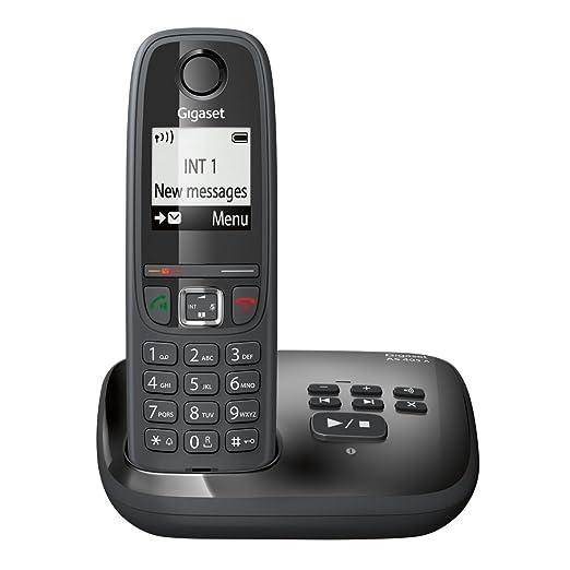 138 opinioni per Gigaset AS405A Telefono DECT/GAP, Nero [Francia]