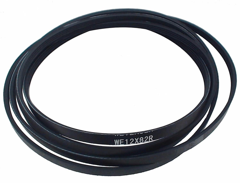 Dryer Belt for Electrolux Kenmore Frigidaire Dryer 134503600 AP3865318 PS1148434 1156784 134163400