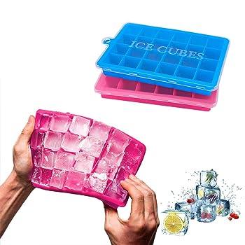 Rosoz 24- Cavity Ice Cube Tray