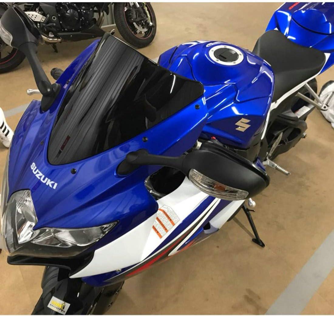 WYShop Parabrezza per moto per Suzuki GSX-R600 GSX-R750 GSX-R 600 750 K6 06 07
