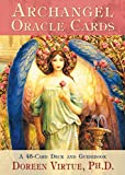 img - for Archangel Oracle Cards book / textbook / text book