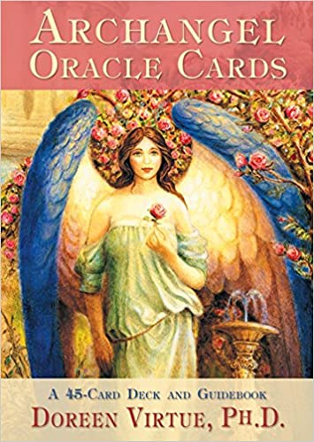 Archangel Oracle Cards: Doreen Virtue: 9781401902483: Books