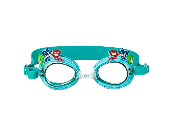 PJ Masks Child Swim Goggles ~ Aqua