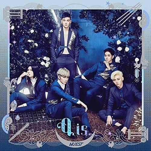 CD : Nu'est - Q Is (Asia - Import)