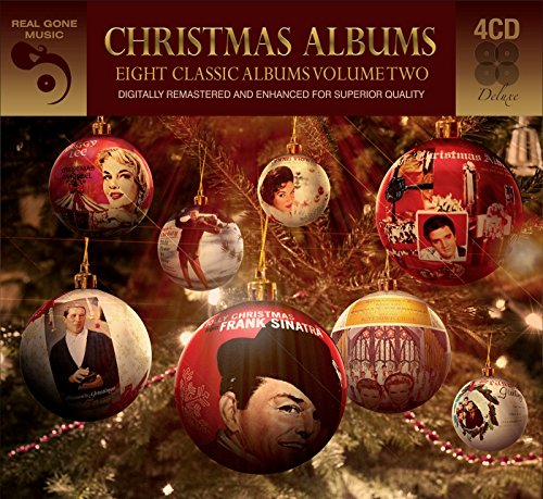 Album Christmas Classical - 8 Christmas Albums Vol 2 / Various