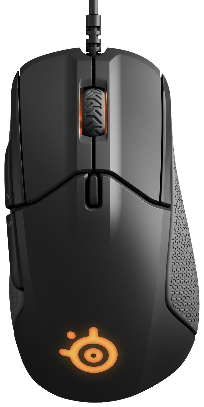 SteelSeries Rival 310 Gaming Mouse - 12,000 CPI TrueMove3 Optical Sensor - Split-Trigger Buttons - RGB Lighting by SteelSeries