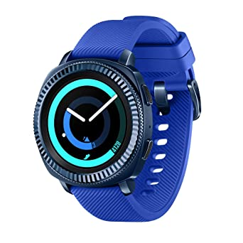JiaMeng - Smartwatch, Anillo para Reloj con Bisel de Corona de ...