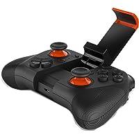 Morjava Mocute 050 Contrôleur de jeu sans fil téléphone Gamepad pour Android smartphone iPad TV / PC Controller 3D VR casque télécommande Bluetooth joystick-noir