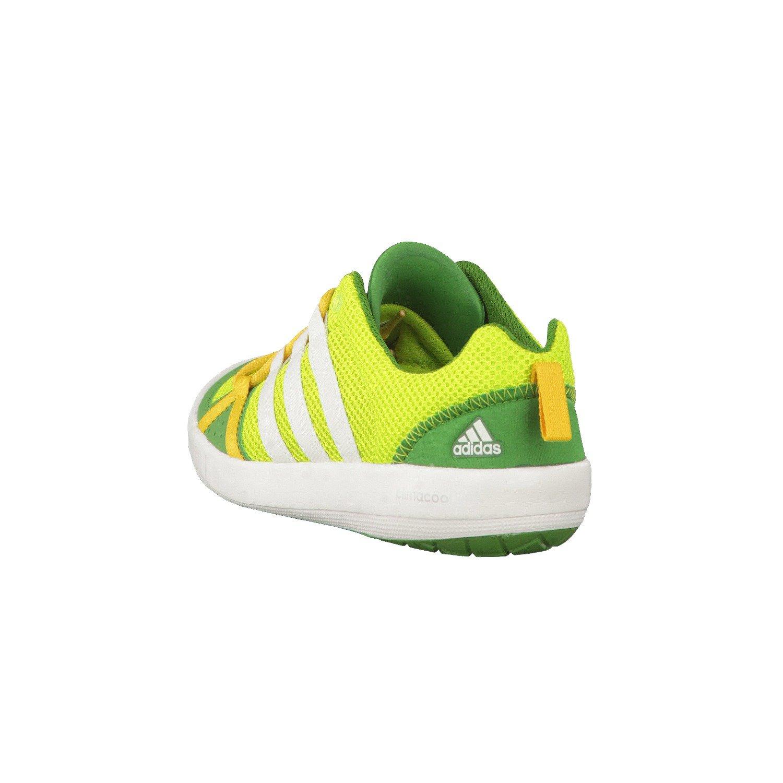 new concept 07487 85a64 adidas Climacool Boat Lace, Chaussures de Sport Mixte Adulte,  Multicolore-Verde Blanco Amarillo (Seliso Blatiz Limnat), 50 2 3 EU   Amazon.fr  Chaussures et ...