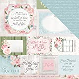 Kaisercraft Rose Avenue Double-Sided Cardstock