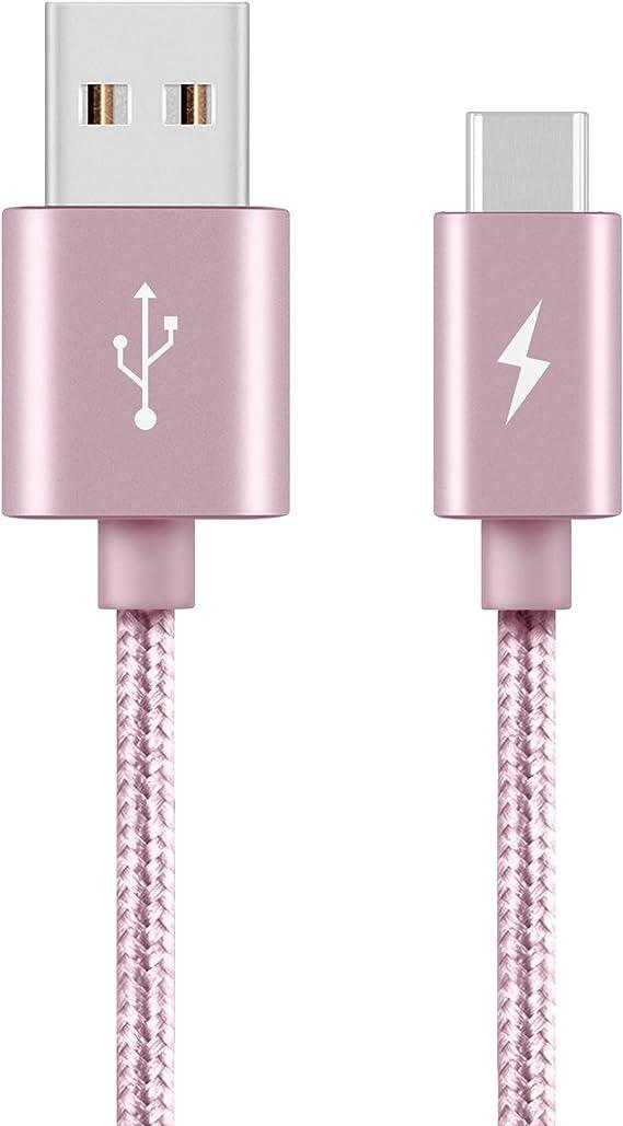 3 Metre Fast Charging 3.1A USB C Type C