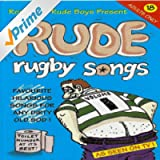 Rude Rugby Songs Volume 1 [Explicit]