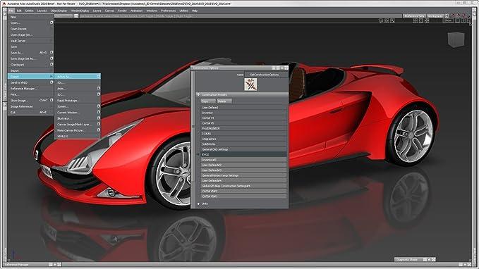 Buy Autodesk Alias AutoStudio 2017 mac