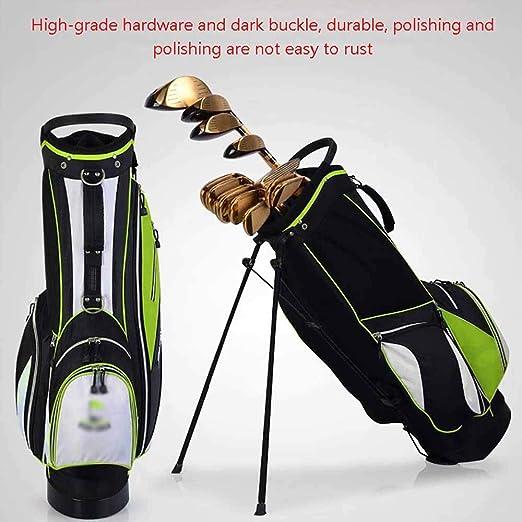 Bolsa de golf bolsa de soporte de golf bolsa impermeable de ...