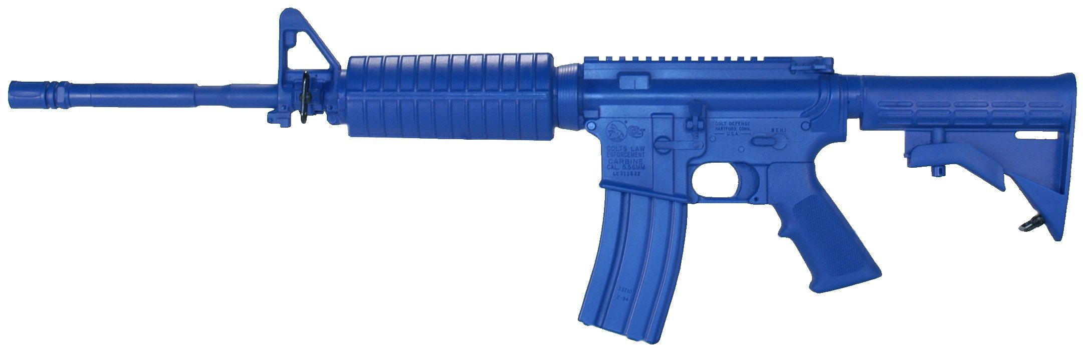 Ring's Blue Guns Training M4 Flat Top Closed Stock