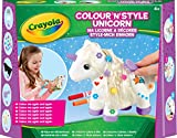 Crayola 93020 'Colour n Style Unicorn Craft Kit
