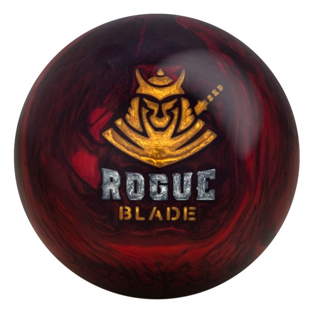 Motiv Rogue Blade Bowling Ball, Size 13.0, Red/Black