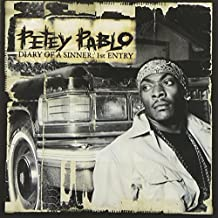 Diary of a Sinner: 1st Entry by PABLO,PETEY (2001-11-06)
