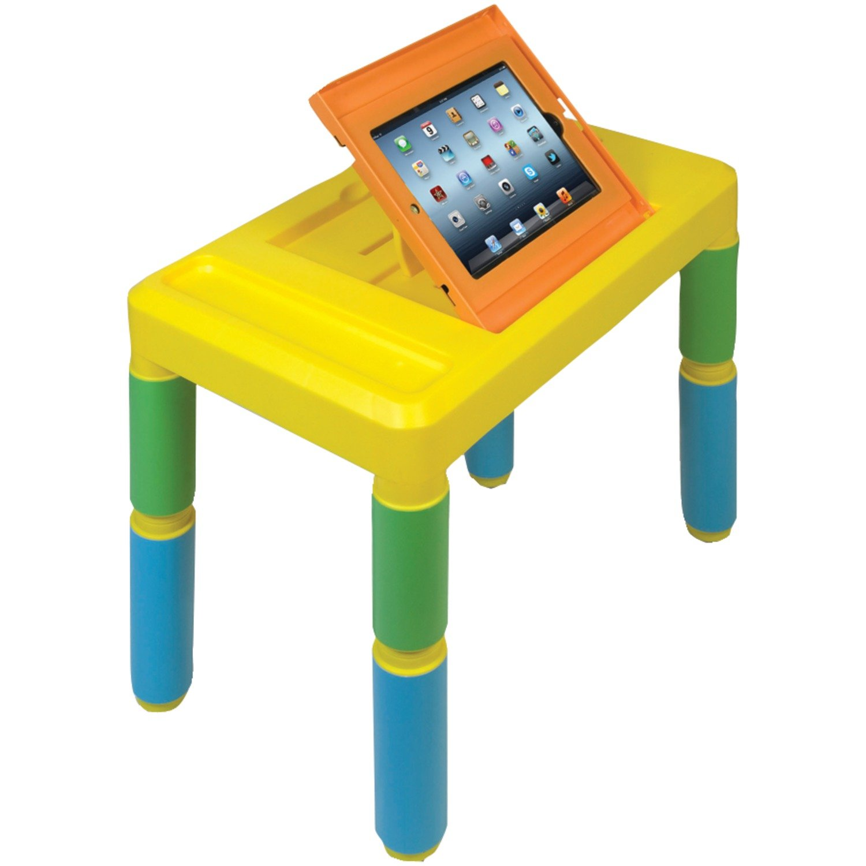 CTA Digital Kids Adjustable Activity Table for iPad