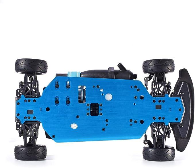 4WD 1//10 Radio Remote Control RC Fast Speed Drift King Car Boys Xmas Toy Play UK
