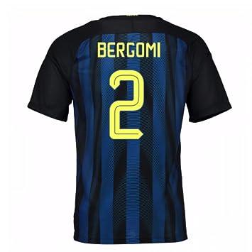2016-17 Inter Milan Home Shirt (Bergomi 2) - Kids