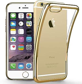 innislink Funda iPhone 6, Funda iPhone 6s, Cover iPhone 6 Silicona Case TPU Bumper Anti-Golpes Anti-Rasguño Carcasa Ultra Slim Protectora Caso para Apple iPhone 6 iPhone 6s: Amazon.es: Electrónica