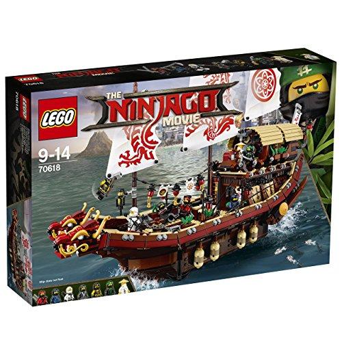 LEGO Ninjago 70618 – Destiny's Bounty