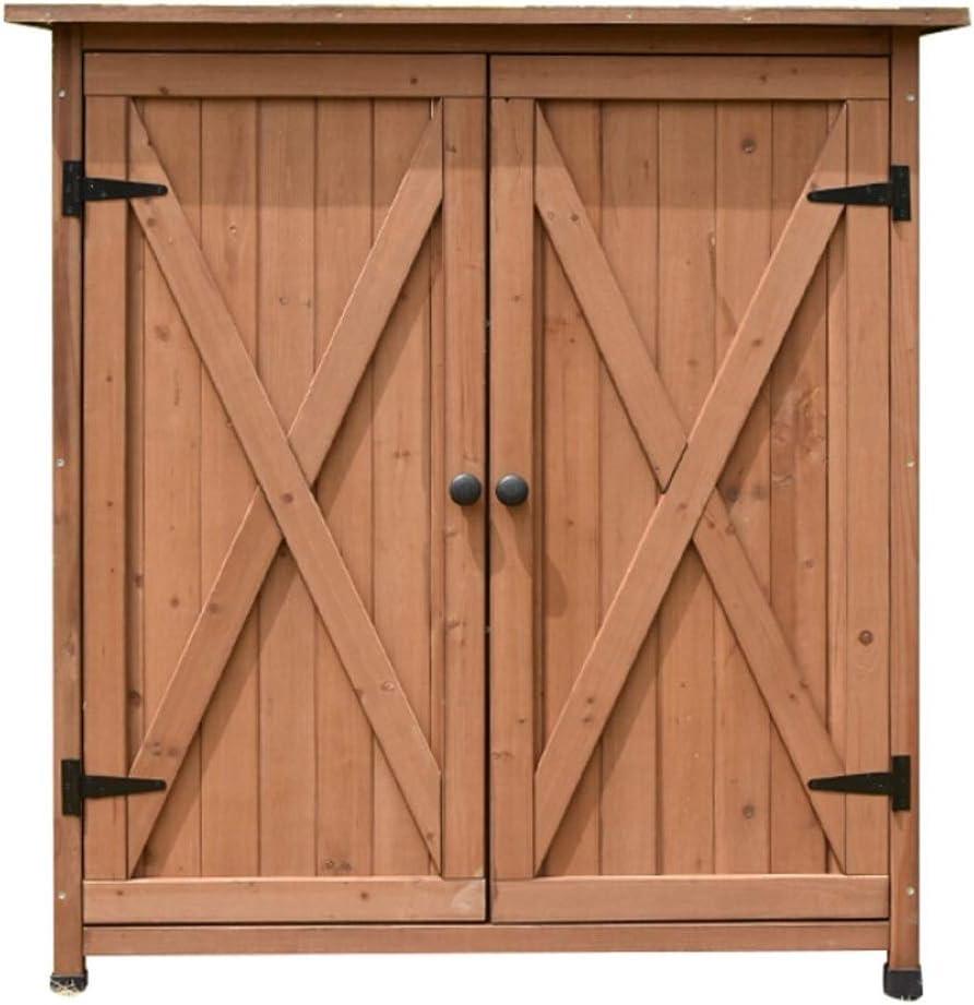 Amazon.com Crystalzhong,FP Garden Cabinet 2,Door Outdoor