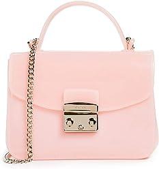6d6c5d4254 FURLA Women s Candy Meringa Mini Crossbody Cross-Body Bag
