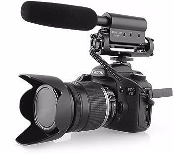 ATian SGC-598 Recording MIC Microphone for Nikon & Canon
