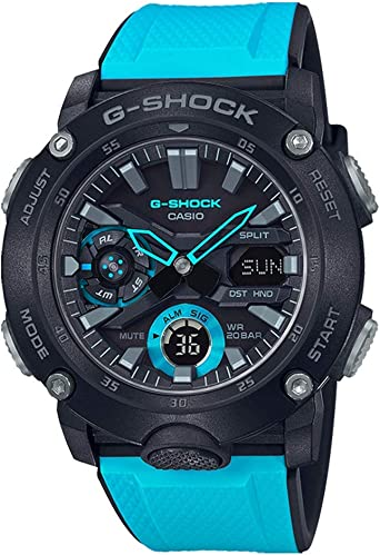 Oferta amazon: Casio G-SHOCK Reloj Analógico-Digital, 20 BAR, para Hombre