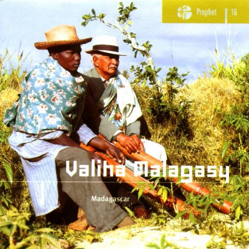 Collection Prophet-Madagascar 16-Valiha Malagasy by Philips Import